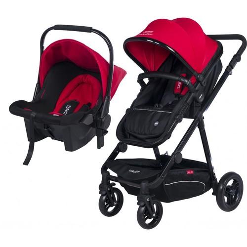 Baby2Go 6034 Lavida Travel Puset - Kırmızı