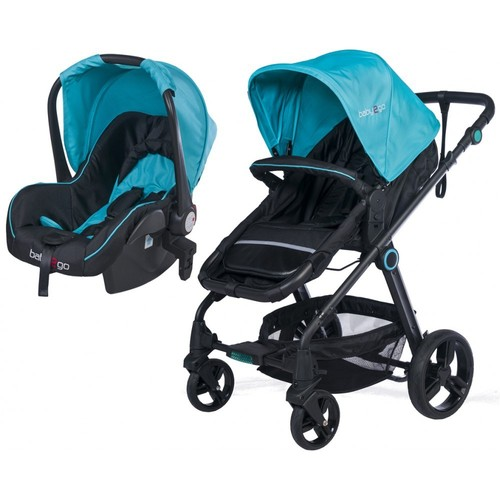Baby 2 Go 6036 Dolce Travel Puset - Yeşil