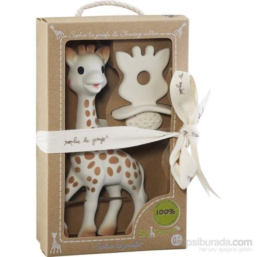 Sophie La Girafe +So Pure Kauçuk Diş Kaşıyıcı
