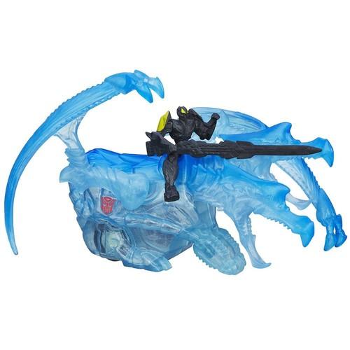 Transformers 4 Bumblebee Ve Strafe Dinobot