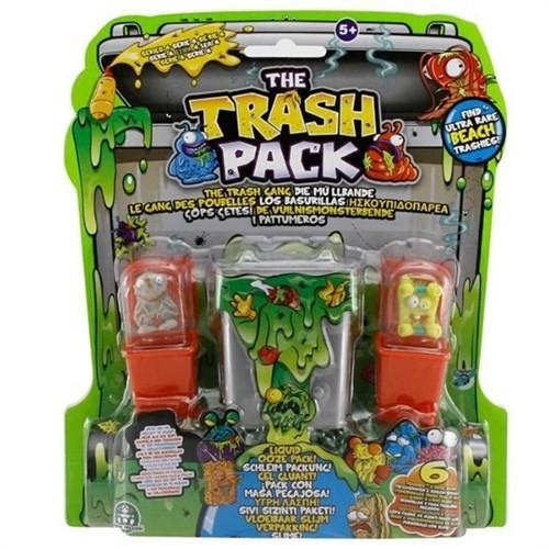 Trash Pack S4 6\ Lı Sızıntı Paketi