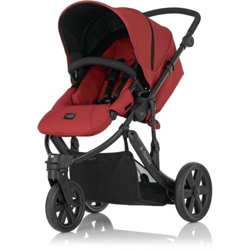 Britax-Römer B-Smart 3 Bebek Arabası / Chili Pepper
