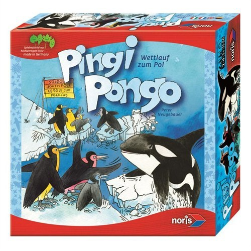 Noris Pingi Pongo