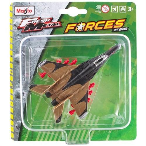 Maisto Metal Forces Askeri Savaş Uçağı Mıg-29 Fulcrum Model Uçak