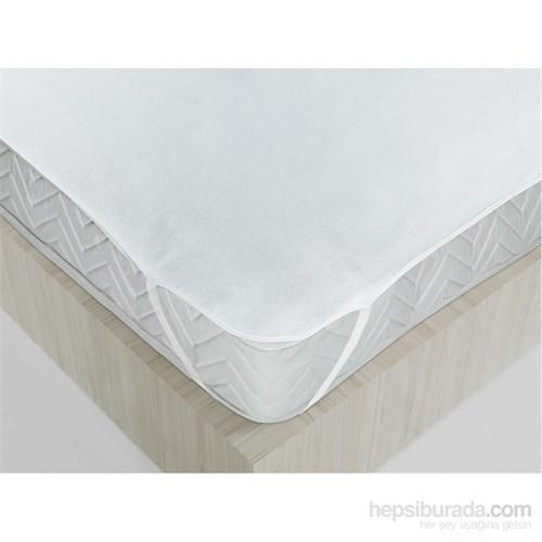 Deran Sıvı Geçirmez Yatak Koruyucu Tek Kişilik Alez 120X200
