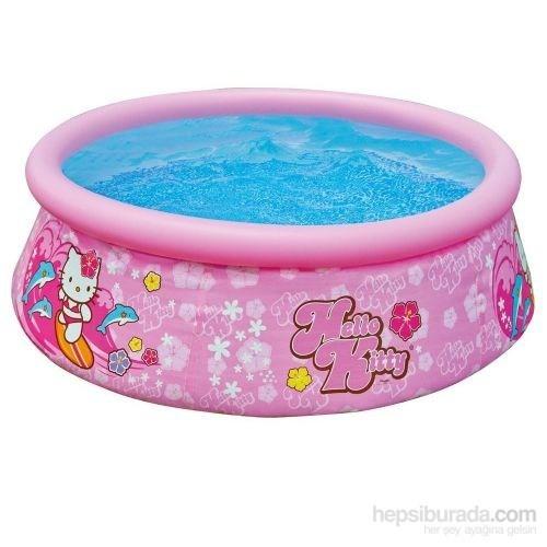 İntex 28104 Hello Kitty Lisanslı Çocuk Havuzu 183X51 Cm