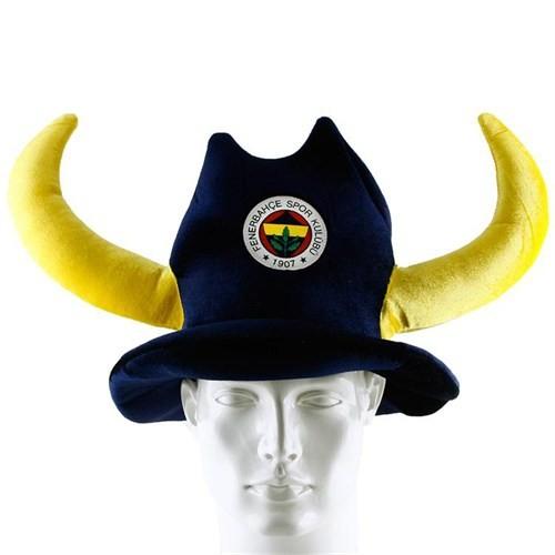 Fenerbahçe Lisansli Boynuzlu Festival Şapka