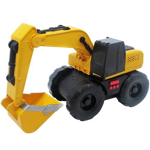 Cat İş Makinası Excavator Sesli Ve Işıklı Fonk.