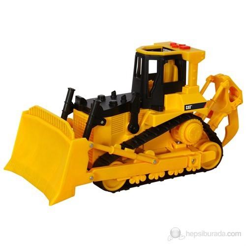 Cat Sesli Full Fonksiyonlu Bulldozer İş Makinası