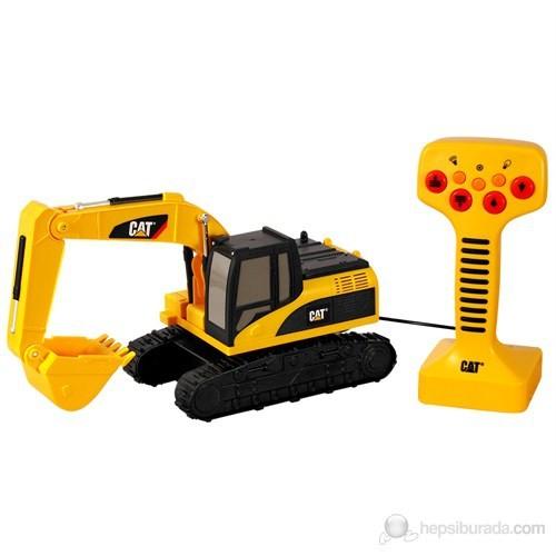 Cat Kablo Kumandalı Excavator İş Makinası