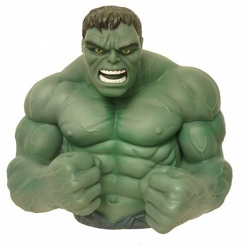 Hulk Bust Bank -Kumbara