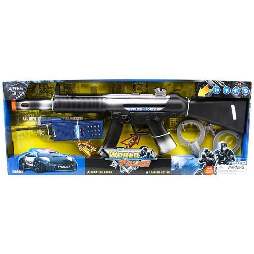 Police Force Silah Ekipmanı Oyun Seti