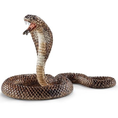 Schleich Kobra Figür 6 Cm