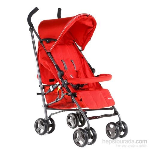 Brion Mira Bebek Arabası Adore / Kırmızı