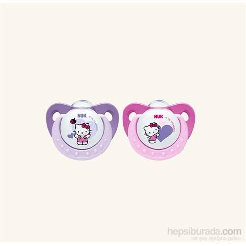 Nuk Hello Kitty N:2 Silikon Emzik