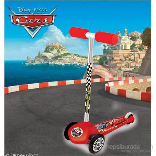 Smoby Cars Twist Scooter