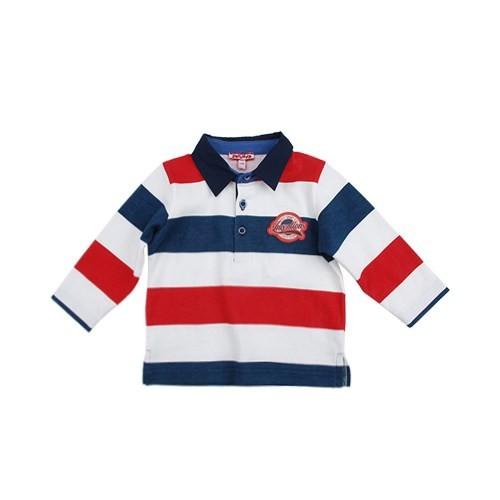 Zeyland Erkek Çocuk Cizgili S-Shirt K-52Z1mdk61