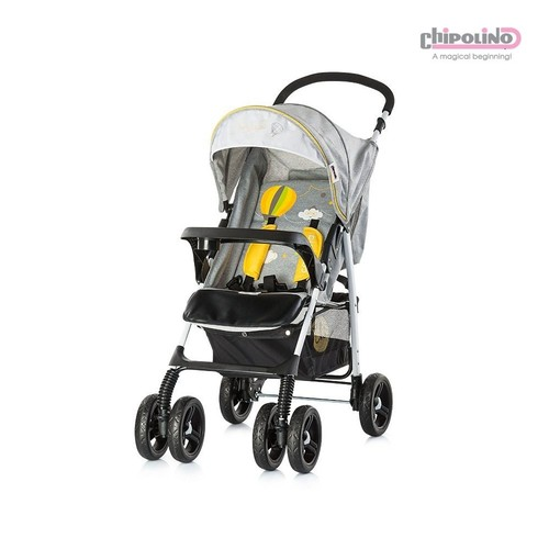 Chipolino Carolina Yellow Bebek Arabası