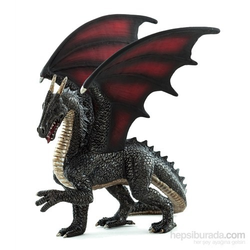 Animal Planet Çelik Ejderha / Dragon - Model Figür