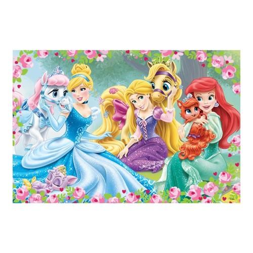 Trefl 24 Parça Disney Prenses Maxi Yapboz (60X40 Cm)