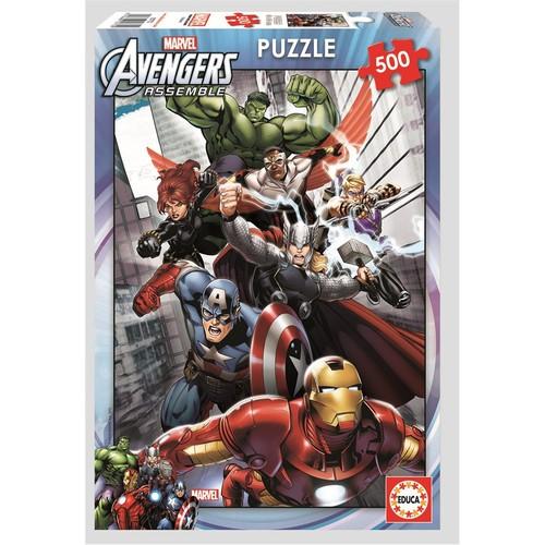 Educa The Avengers
