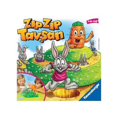 Zıp Zıp Tavşan 215584