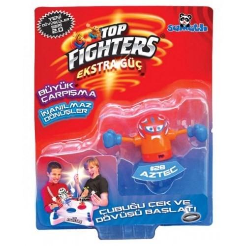 16 Top Fighters Figür Ekstra Güç
