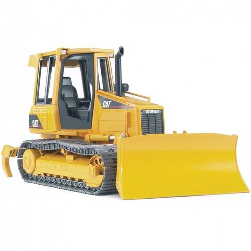 Bruder Caterpillar Paletli Buldozer İş Makinası