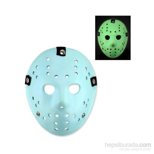 Friday The 13Th Video Game Glow İn The Dark Mask