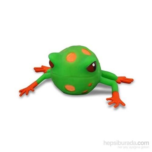 Suda Zıplayan Kurbağa