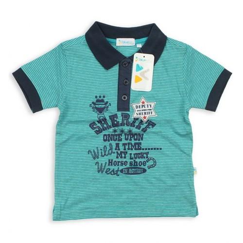 Modakids Bluekey Erkek Bebek T-Shirt (6 Ay-2 Yaş) 031-266-017