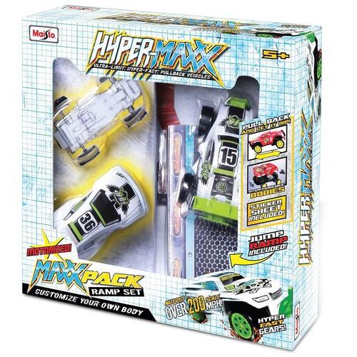 Maisto Hyper-Maxx Rampa Yarış Seti