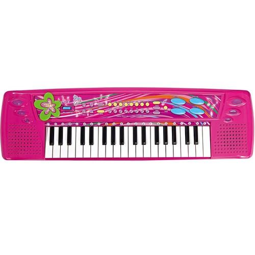 My Music World Girls Keyboard Piano