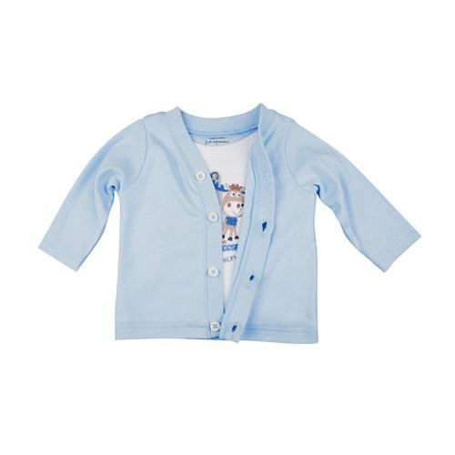 Zeyland Erkek Çocuk Mavi Sweat Hirka K-42H601714