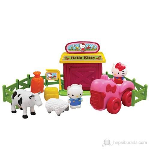 Hello Kitty Çiftlik Oyun Seti