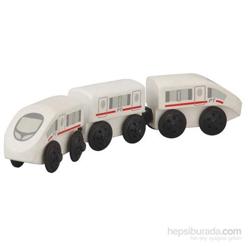 Plantoys Hızlı Tren (Express Train)