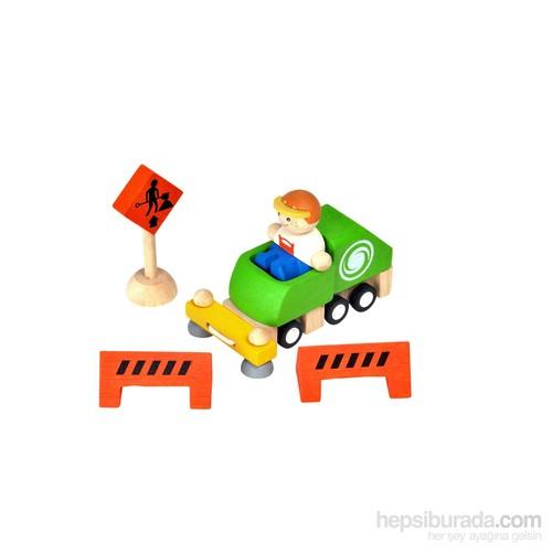Plantoys Geri Dönüşüm Kamyon Seti (Recycling Truck Set)