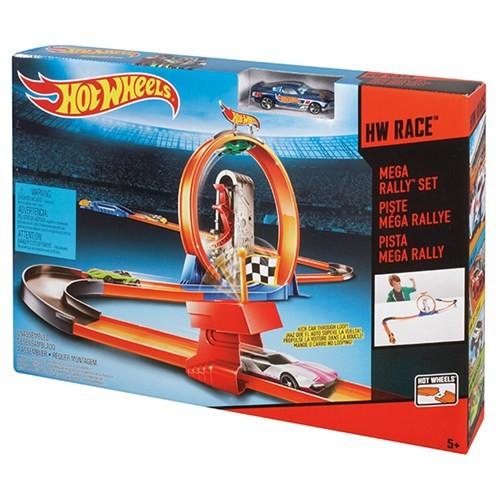 Hot Wheels Motor Yarışçıları 3İn1 Oyun Seti Dnn81