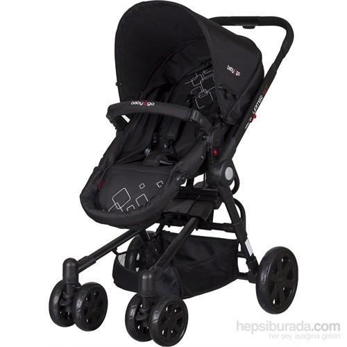 Baby2Go 8839 Jupiter Seyahat Sistem Bebek Arabası / Siyah