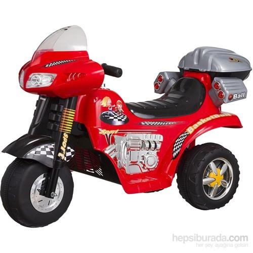Baby2go 9323 Akülü Motor / Kırmızı