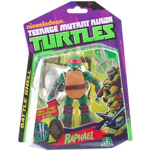 Ninja Turtles Aksiyon Figür Açılan Kabuk Raphael
