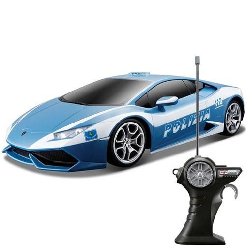 Maisto Tech Lamborghini Huracan Lp 610-4 Polizia R/C 1:14