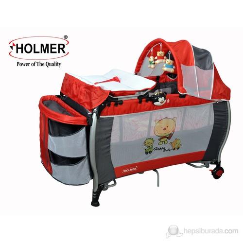 Holmer Kids Maxi Comfort Coolstyle Alüminyum Oyun Parkı