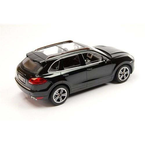 Vardem 1:16 Kumandalı Araba Porsche Cayenne Turbo (Siyah)