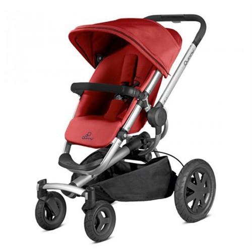 Quinny Buzz Xtra 4 Bebek Arabası Red Rumour