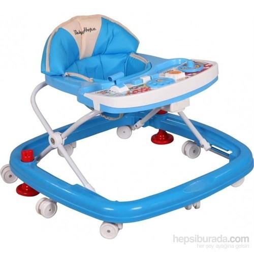 Babyhope Oyuncaklı Yürüteç 204 Mavi