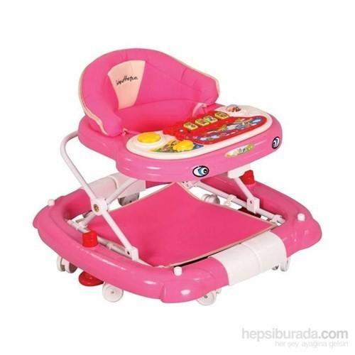 Babyhope Salla Yürüteç 211 Pembe