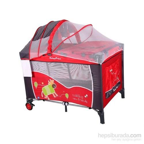 Babyhope Nova Oyun Parkı / Kırmızı