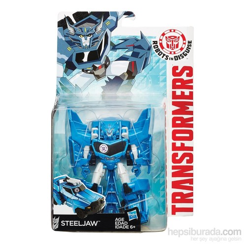Transformers Robots İn Disguise Figür