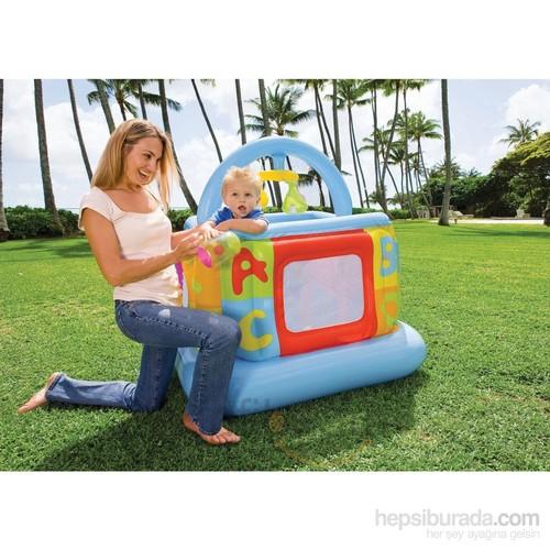 Intex Kare Tabanlı Bebek Oyun Havuzu